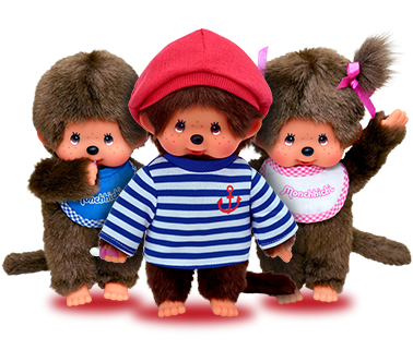 Monchhichi The Authentic Since 1974